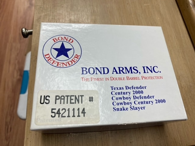 BOND ARMS SNAKE SLAYER