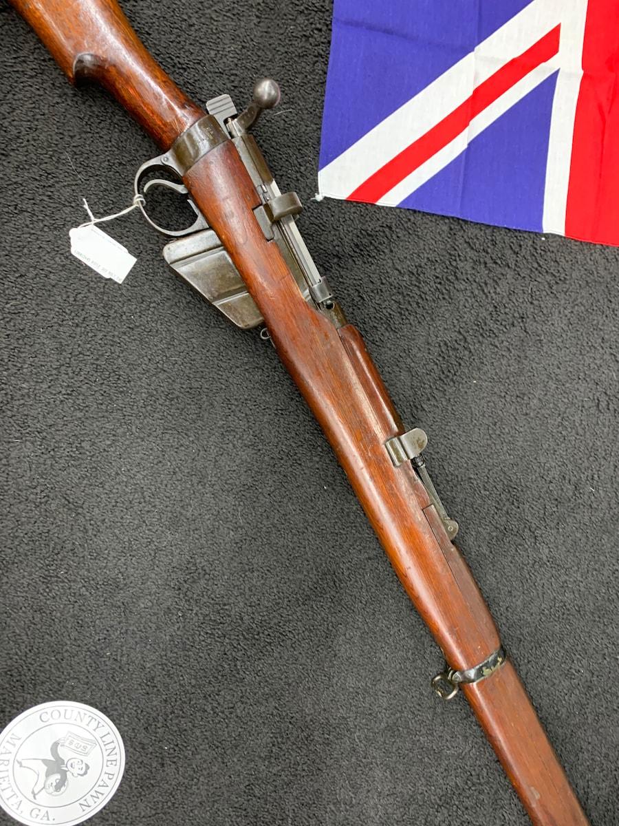 AUSTRAILIA Lee Enfield No1 MkIII 1942 Matching