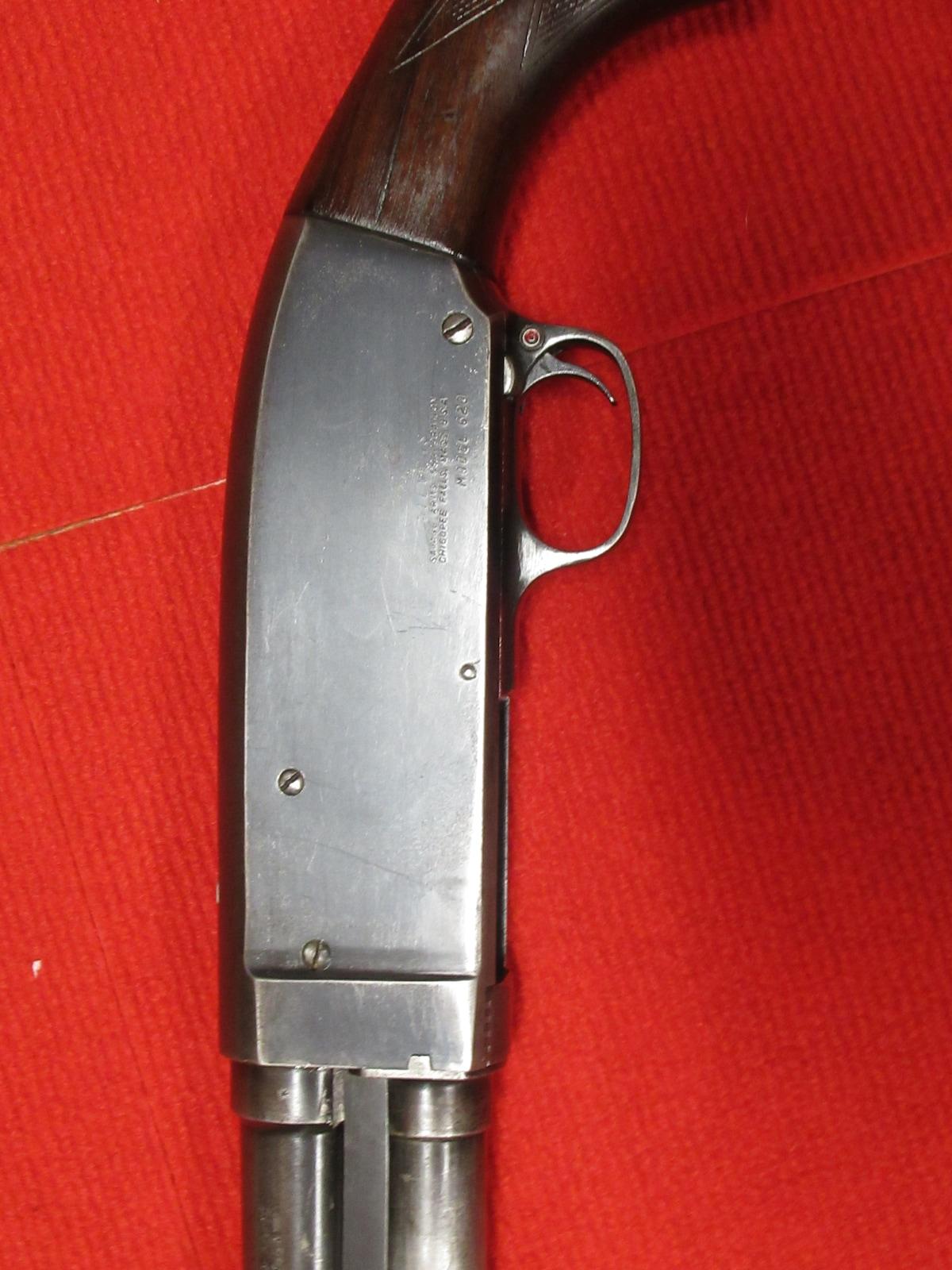 STEVENS Model 620