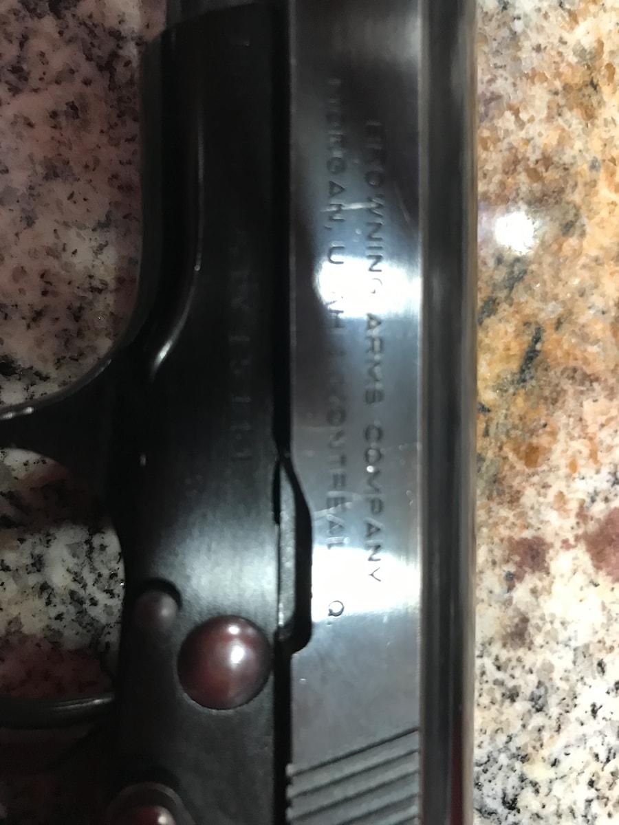 BROWNING BDA - 380