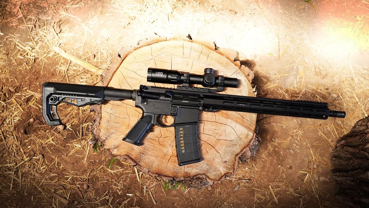 ZRO Delta Base Rifle