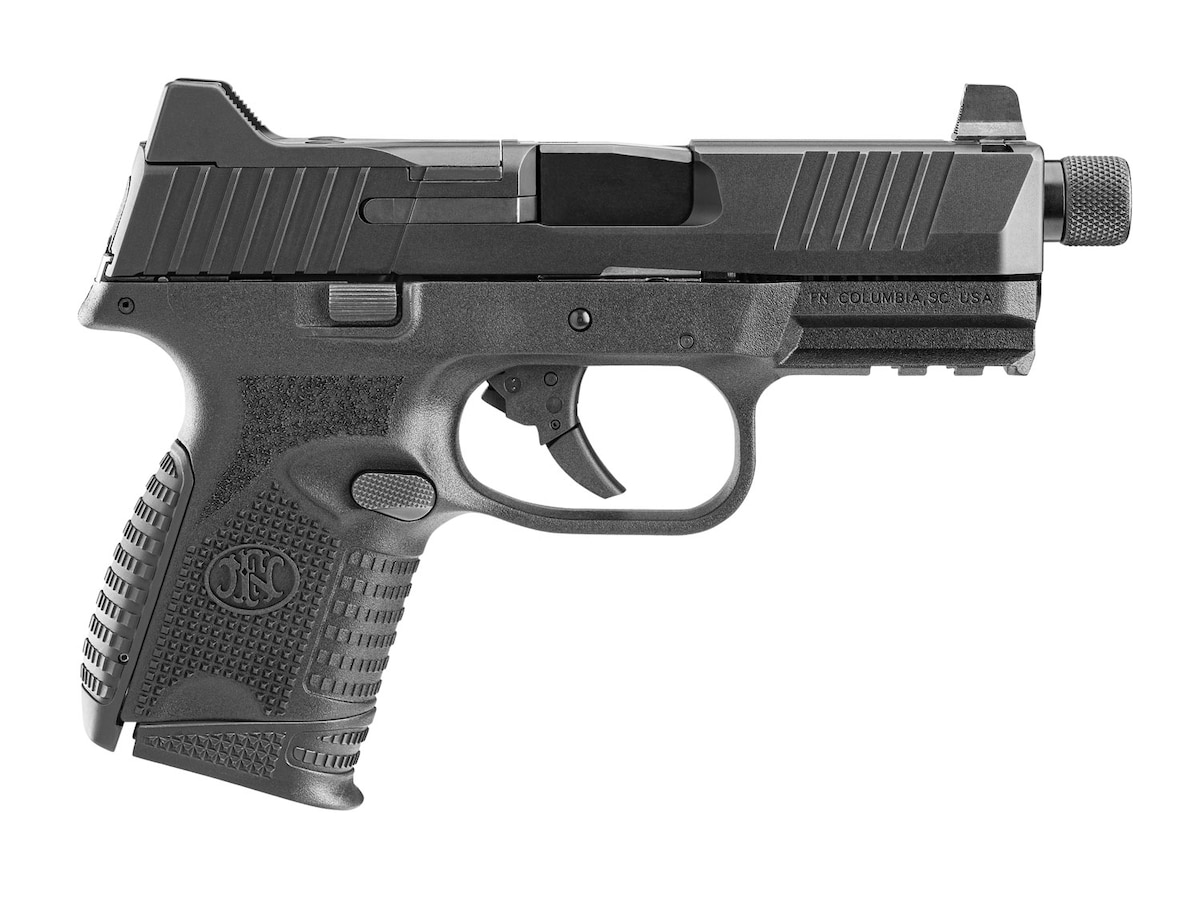 FN America 66100782 509 Compact Tactical 9m
