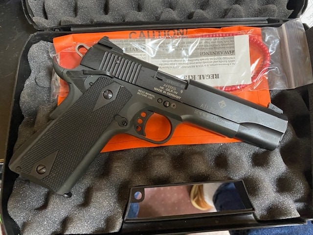 AMERICAN TACTICAL IMPORTS 1911