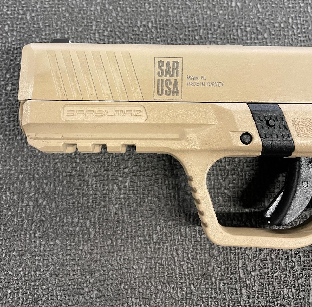 SAR USA CM9