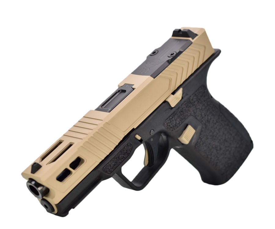 CLINE TACTICAL Modified Glock 19 G19