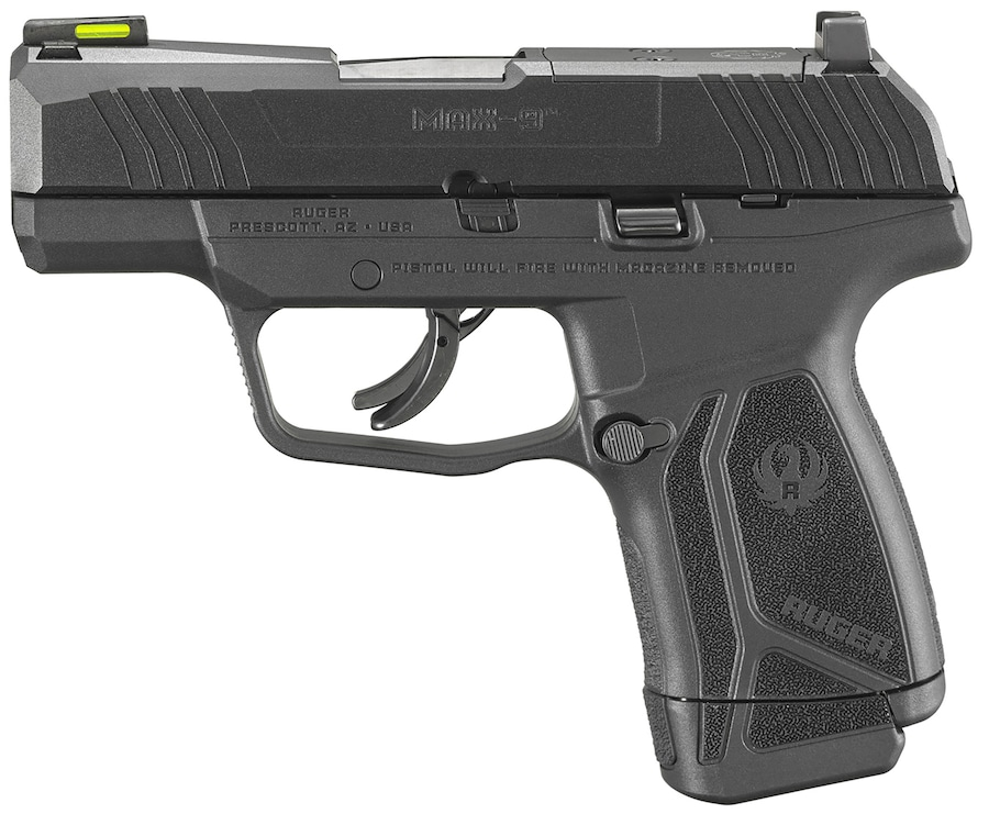 RUGER 3503 Max-9 Pro Optic Ready