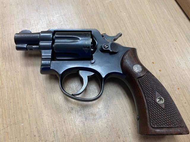 SMITH & WESSON Pre-Model 10 Five Screw Military & Police