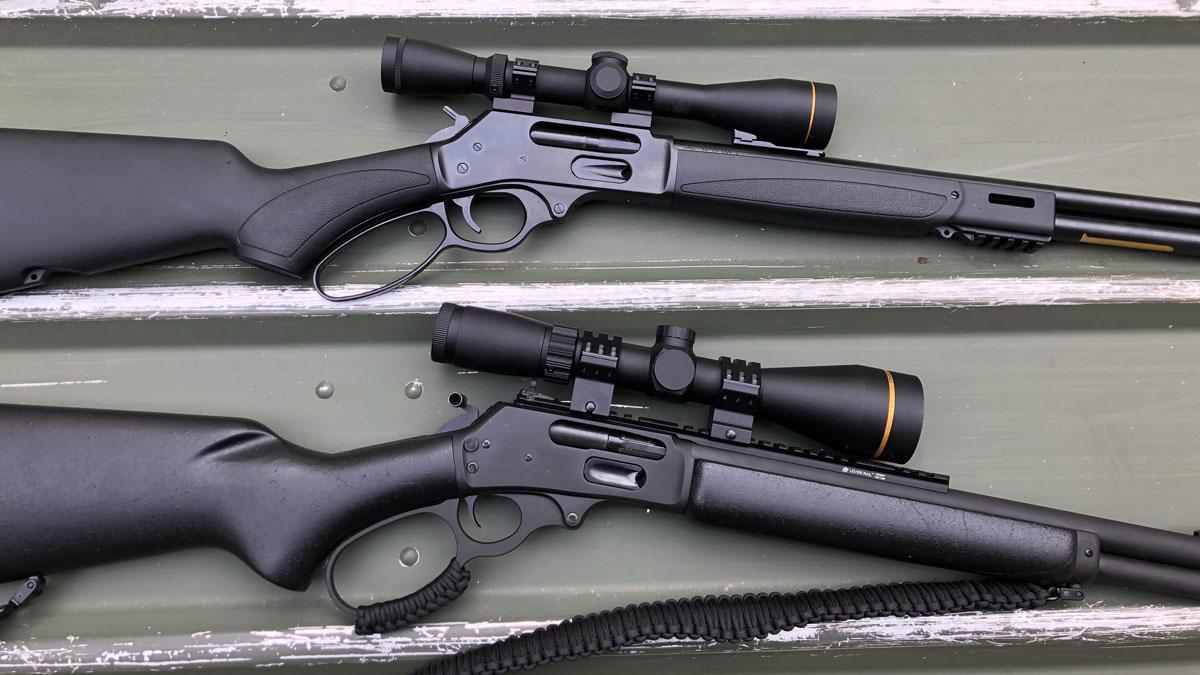 Henry X-Model vs. Marlin Dark