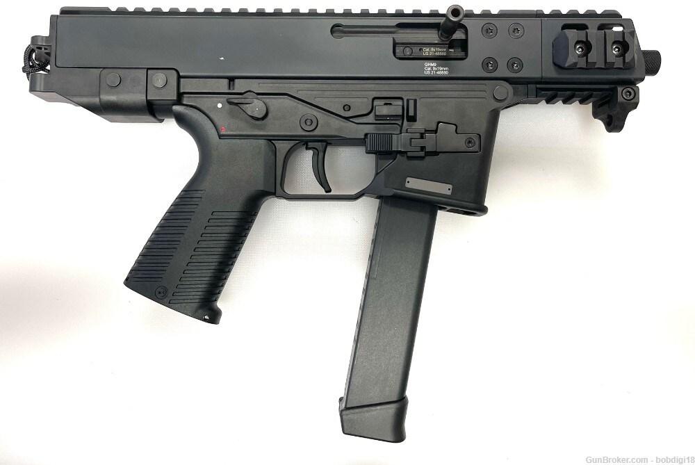 B & T GHM9 Gen 2 9mm Compact Pistol