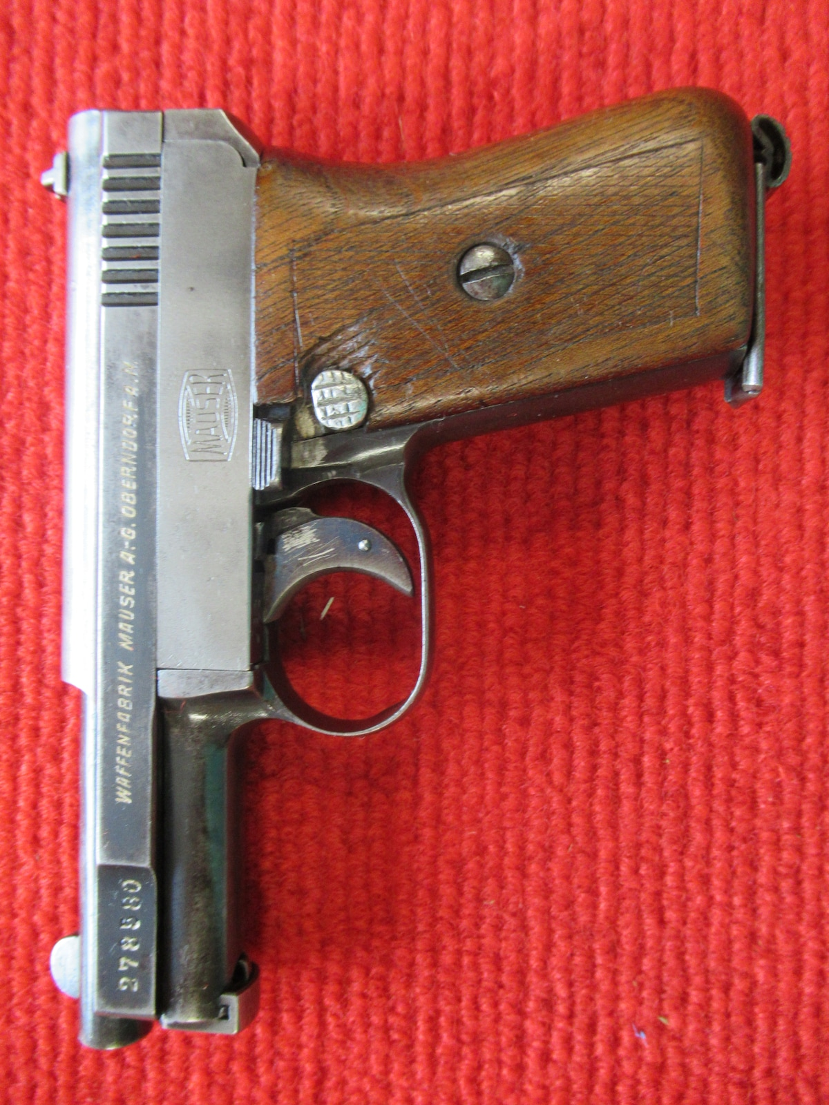 MAUSER Mauser 6.35