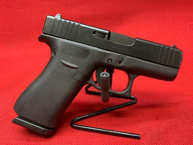 GLOCK 43X G43X 9MM PX4350201
