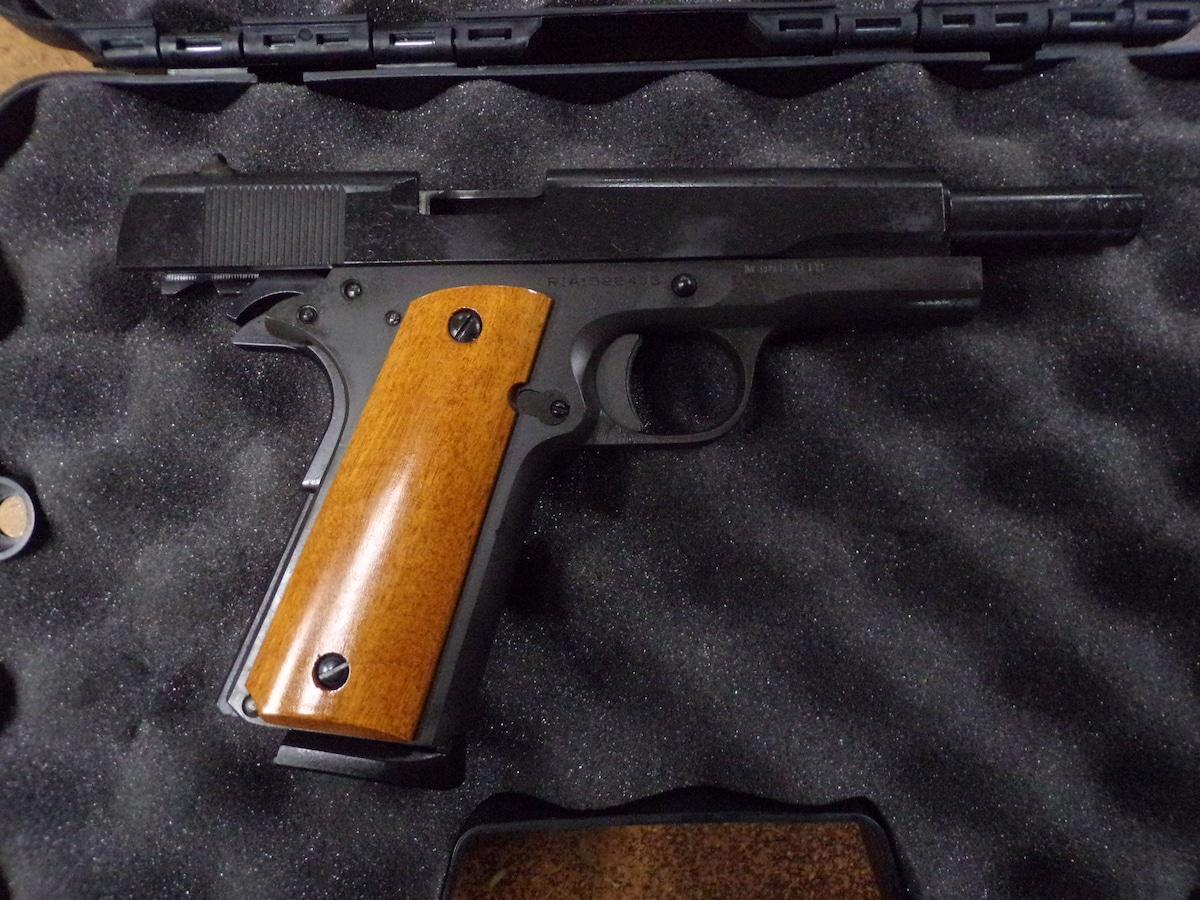 ROCK ISLAND ARMORY M1911-A1 FS