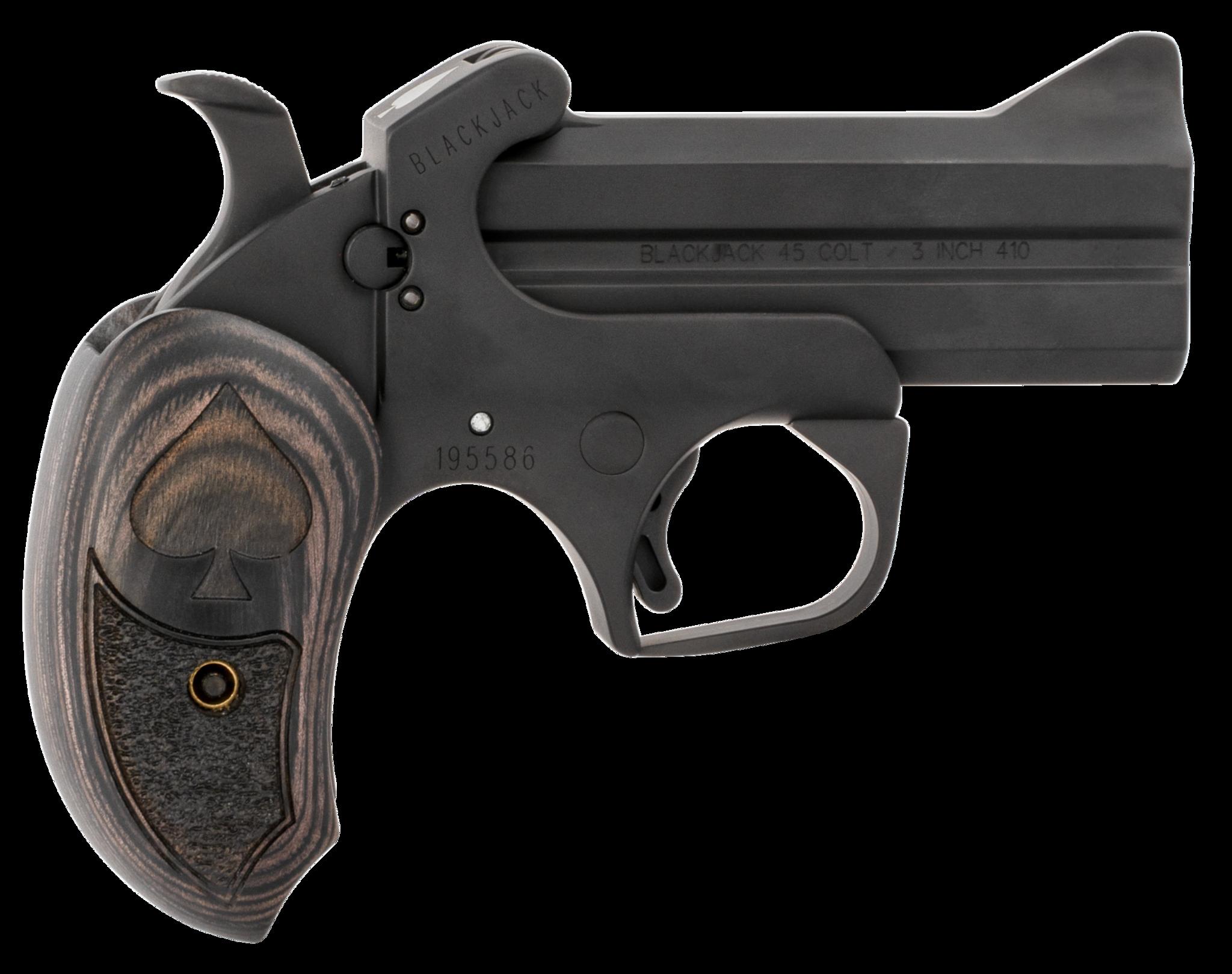 Bond Arms Black Jack