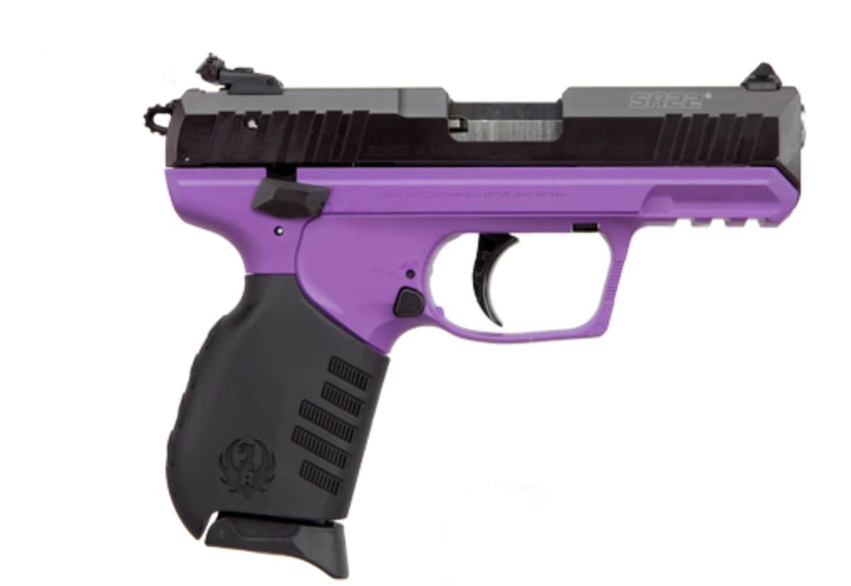 RUGER SR22-PG Ruger Lady Lilac TALO Edition
