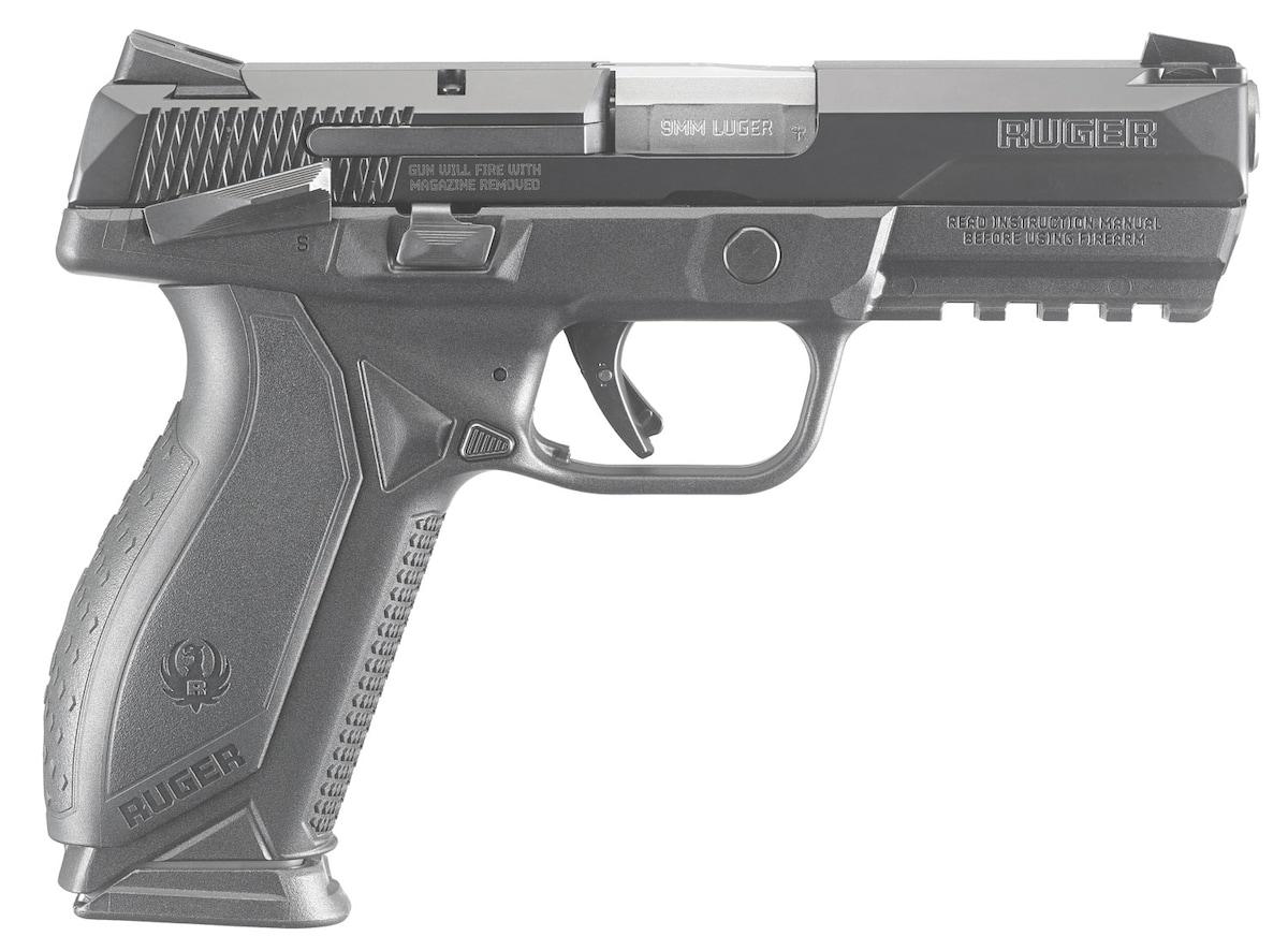 RUGER 8638 American Pistol Duty 9mm