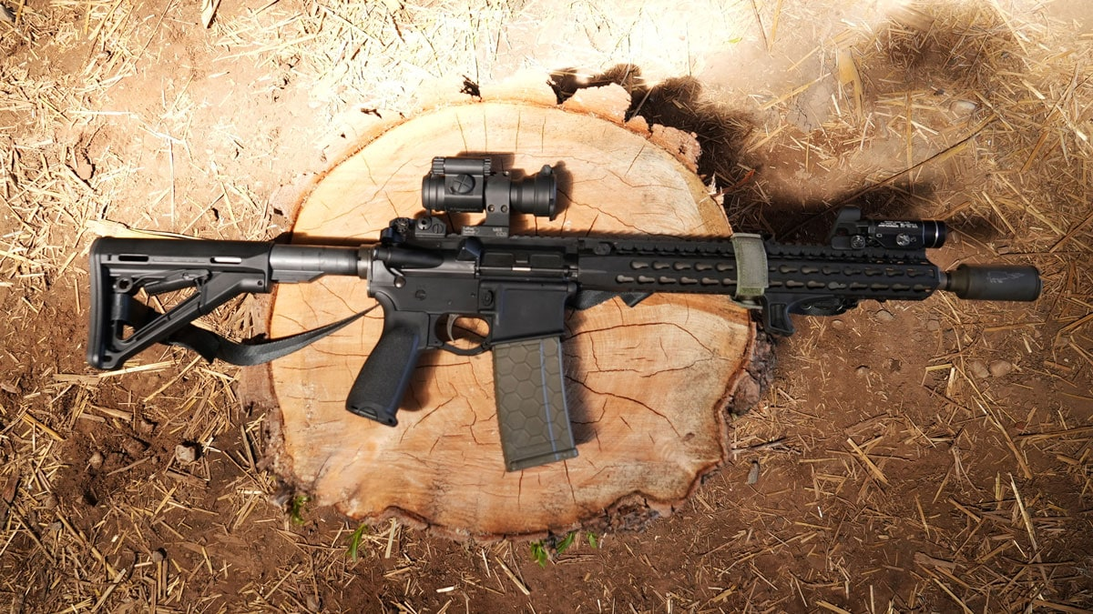 Noveske AR-15 Rifle