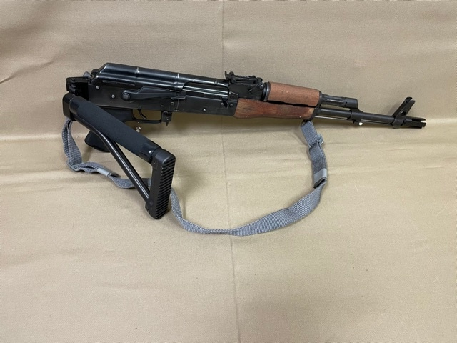 CENTURY ARMS WASR 10