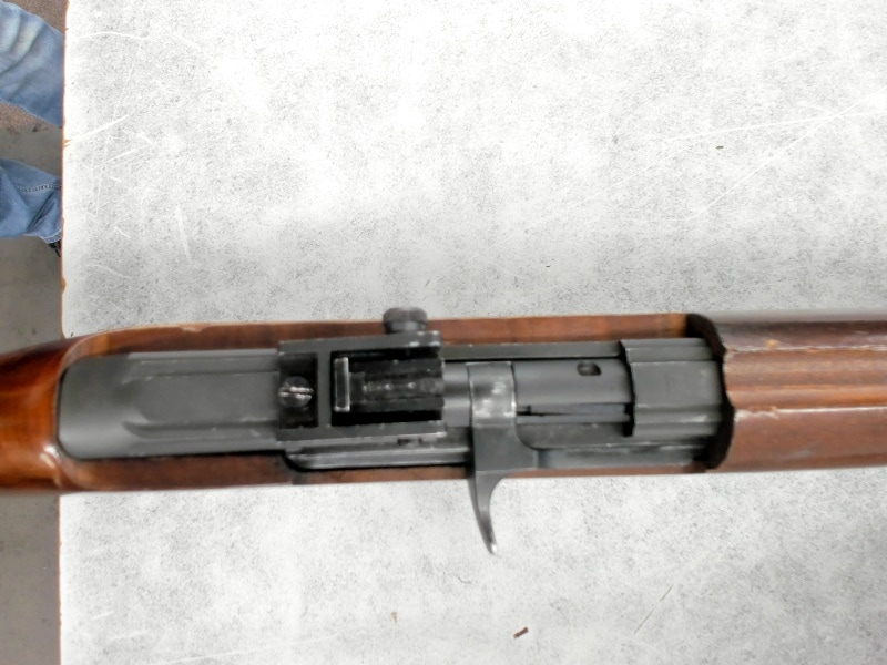 IVER JOHNSON us carbine