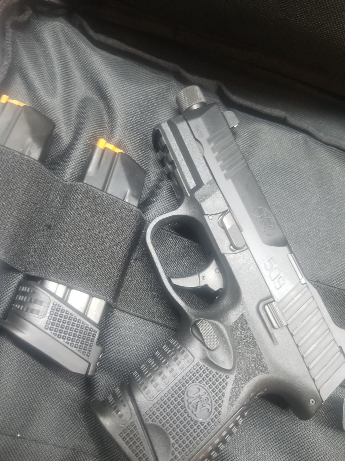 FN AMERICAN 509C TACTICAL