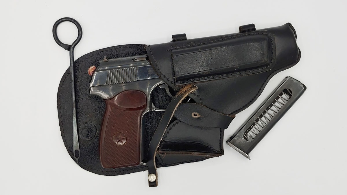 Radom P-64 Pistol