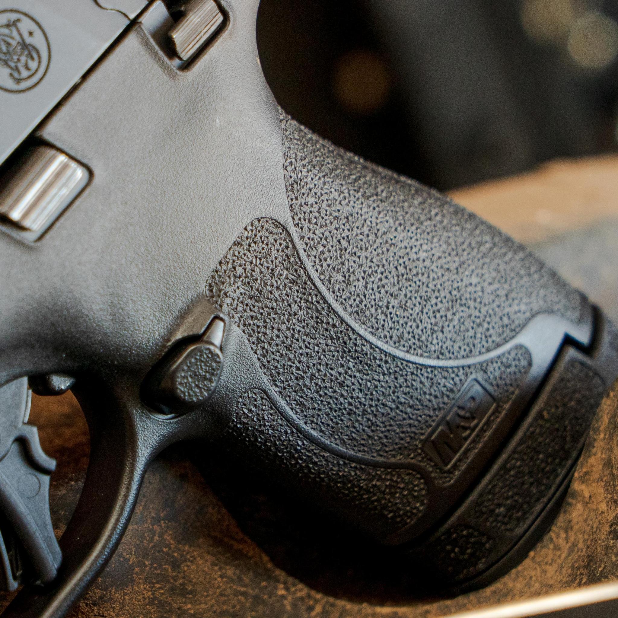 Smith & Wesson M&P 9 Shield Plus Grip Texture