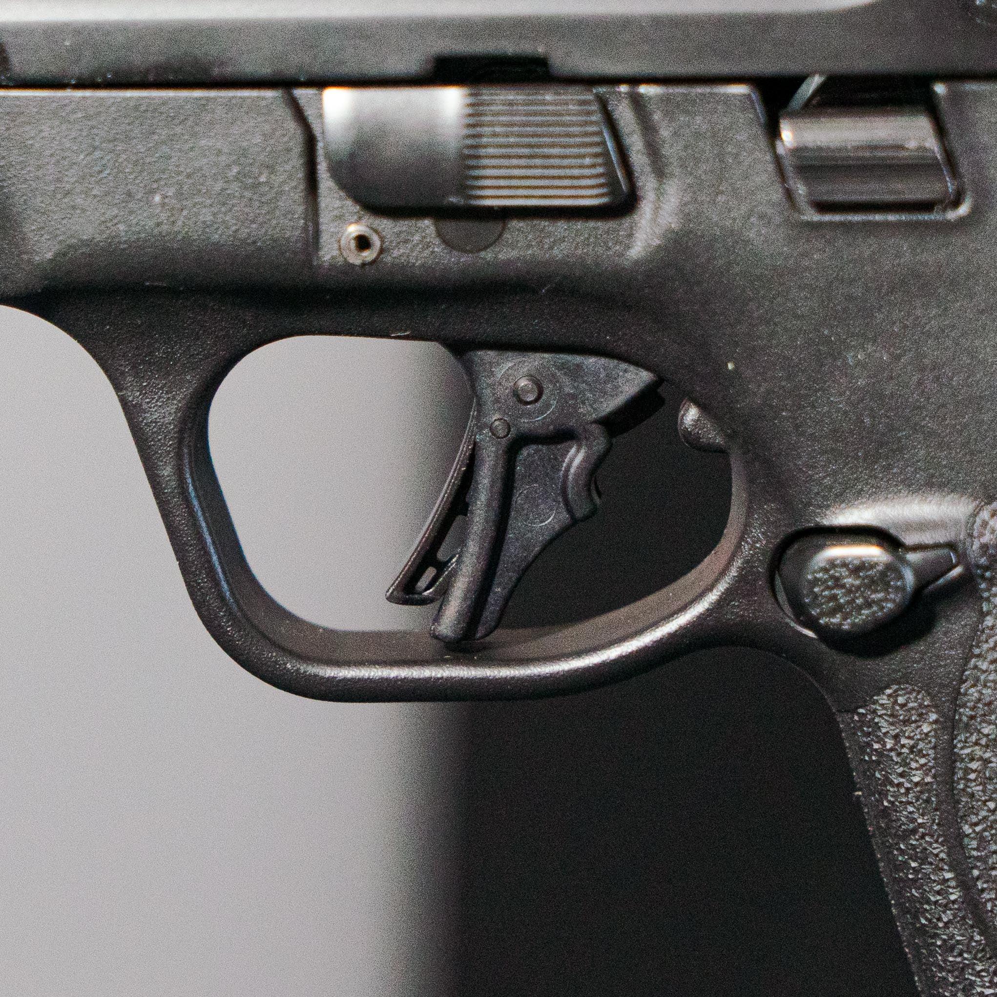 Smith & Wesson M&P 9 Shield Plus Trigger