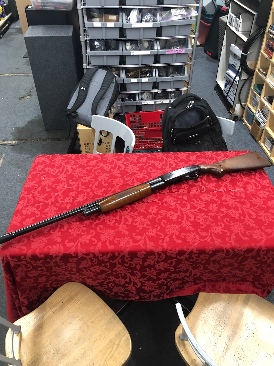 MOSSBERG NEW HAVEN 600AT
