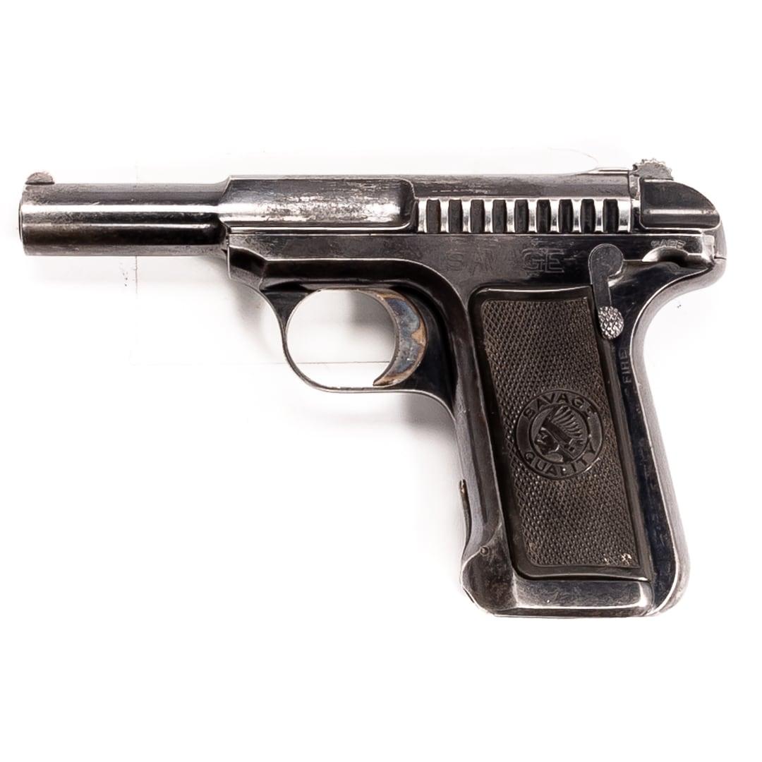 SAVAGE ARMS MODEL 1907