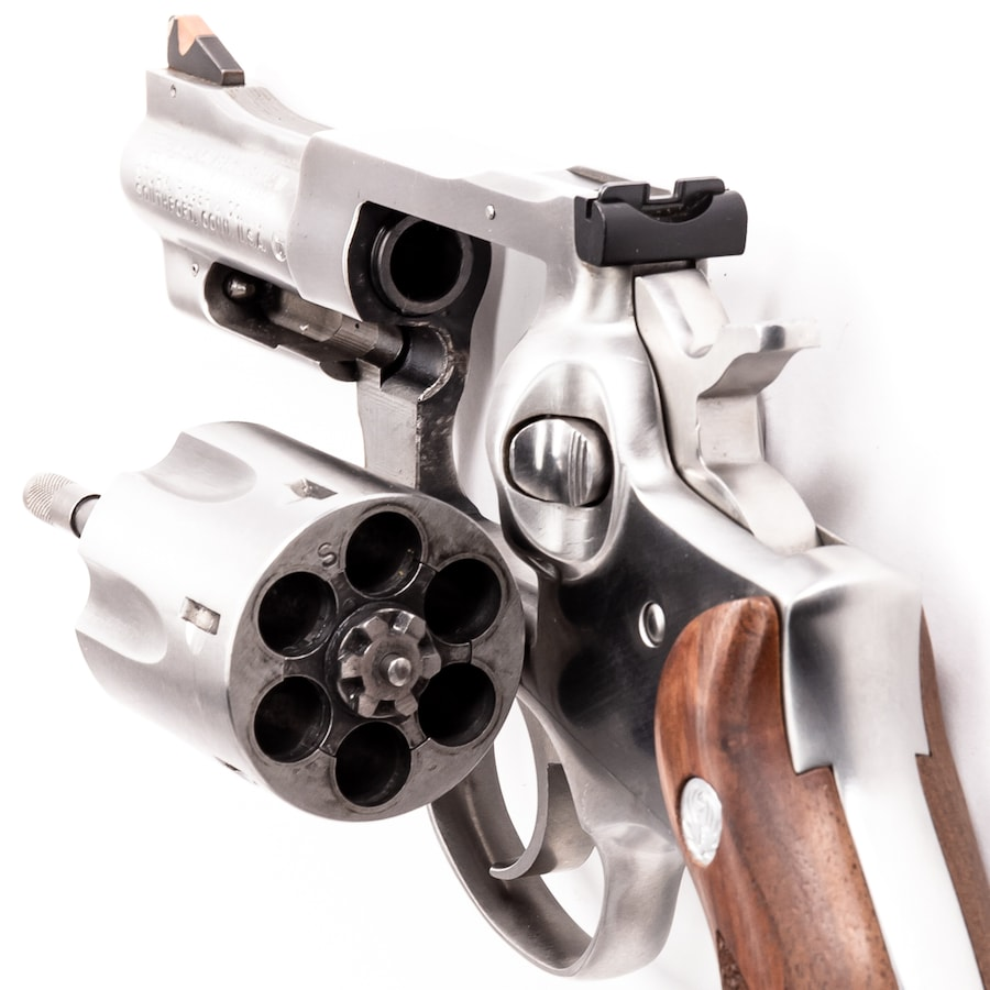 RUGER SECURITY-SIX