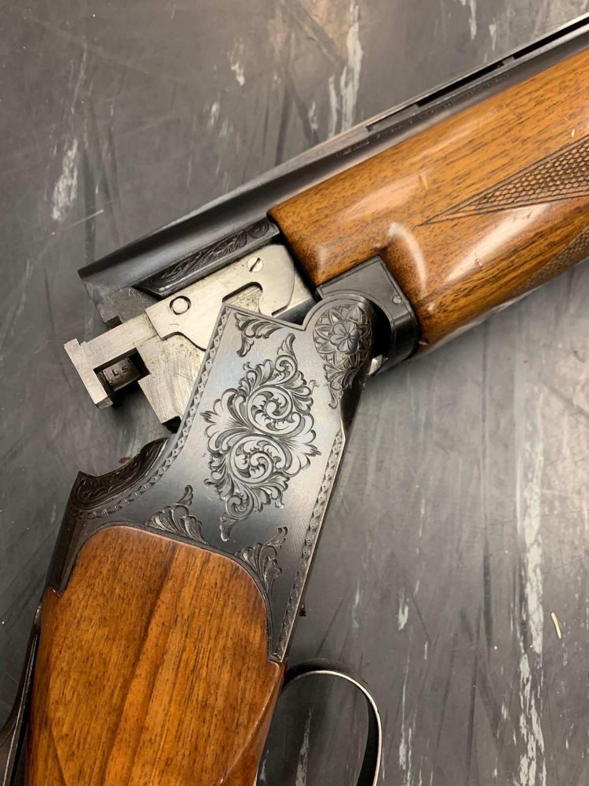CHARLES DALY CHARLES DALY/MIROKU TRAP GUN