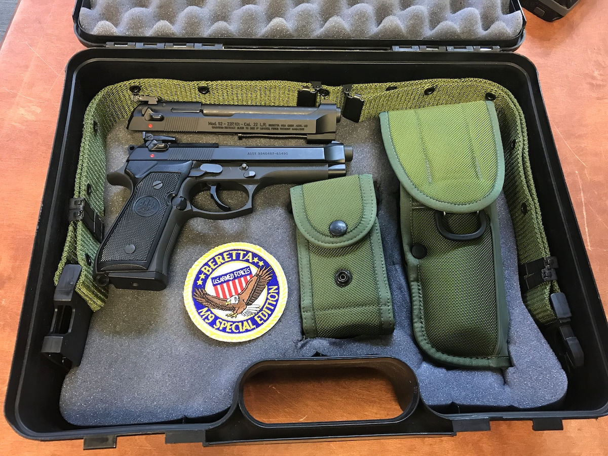 BERETTA Beretta M9