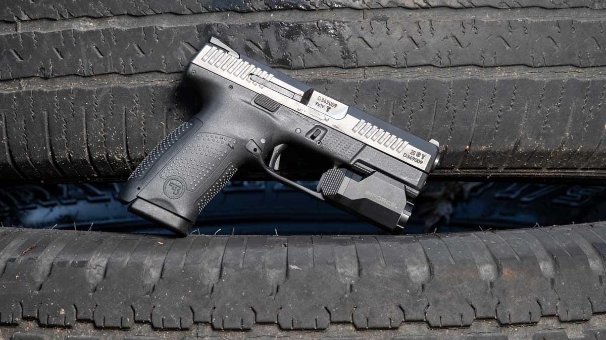 CZ P-10 C Pistol