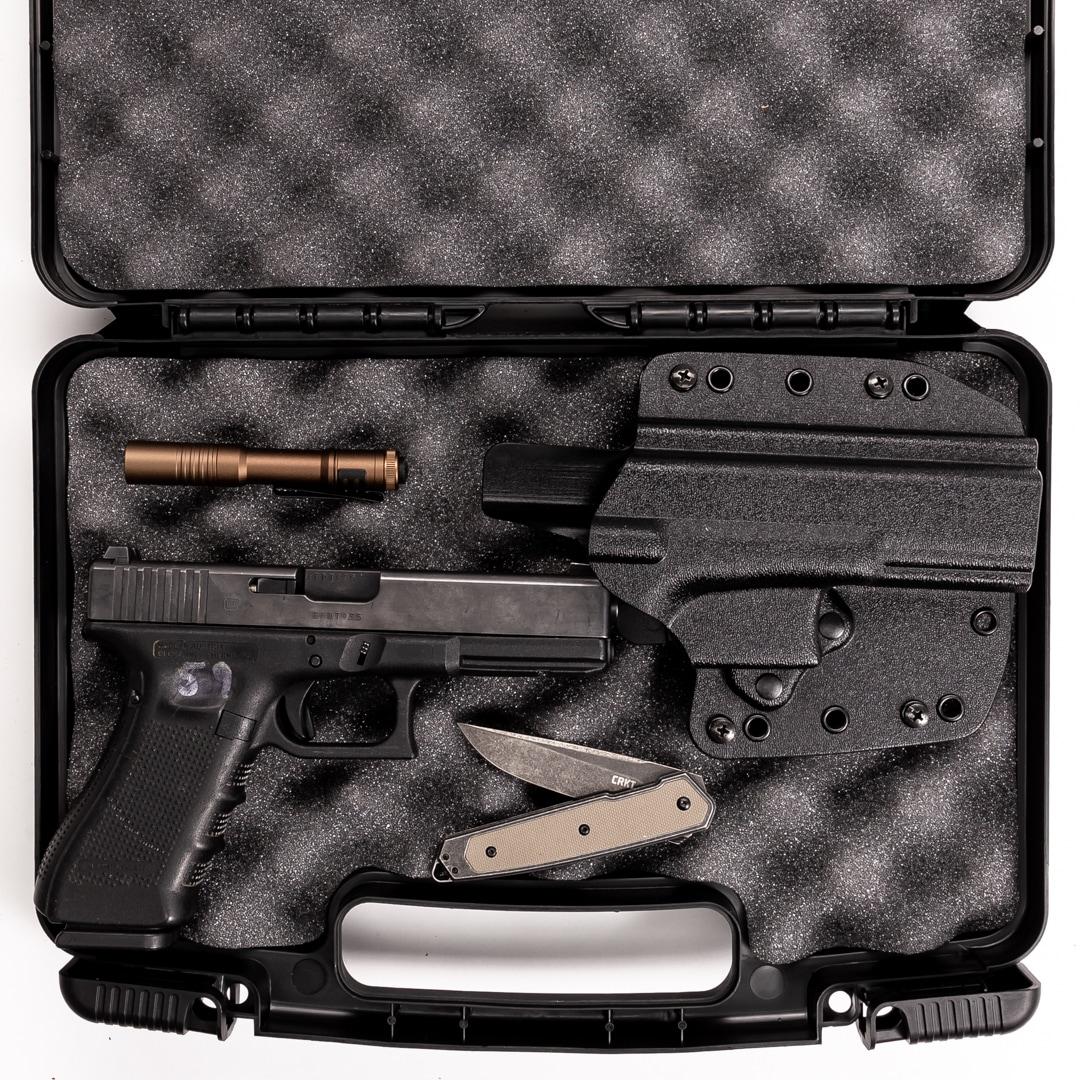 GLOCK G17 GEN 4 Tac Pack 1