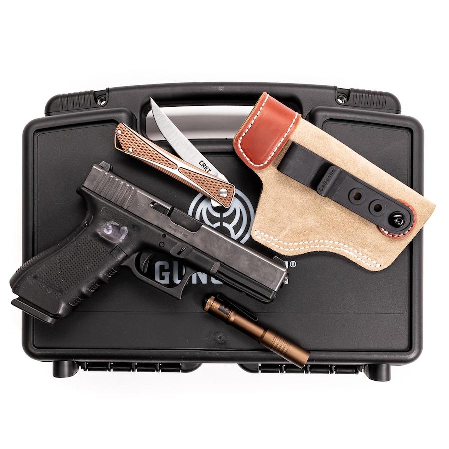 GLOCK G17 GEN 4 Tac Pack 2