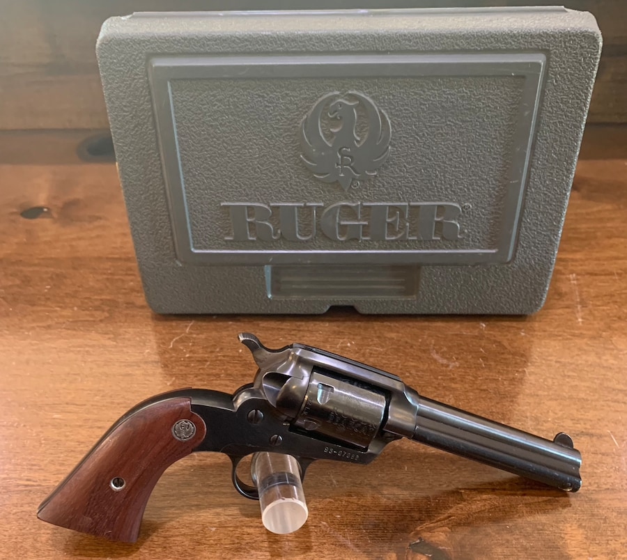RUGER NEW BEARCAT
