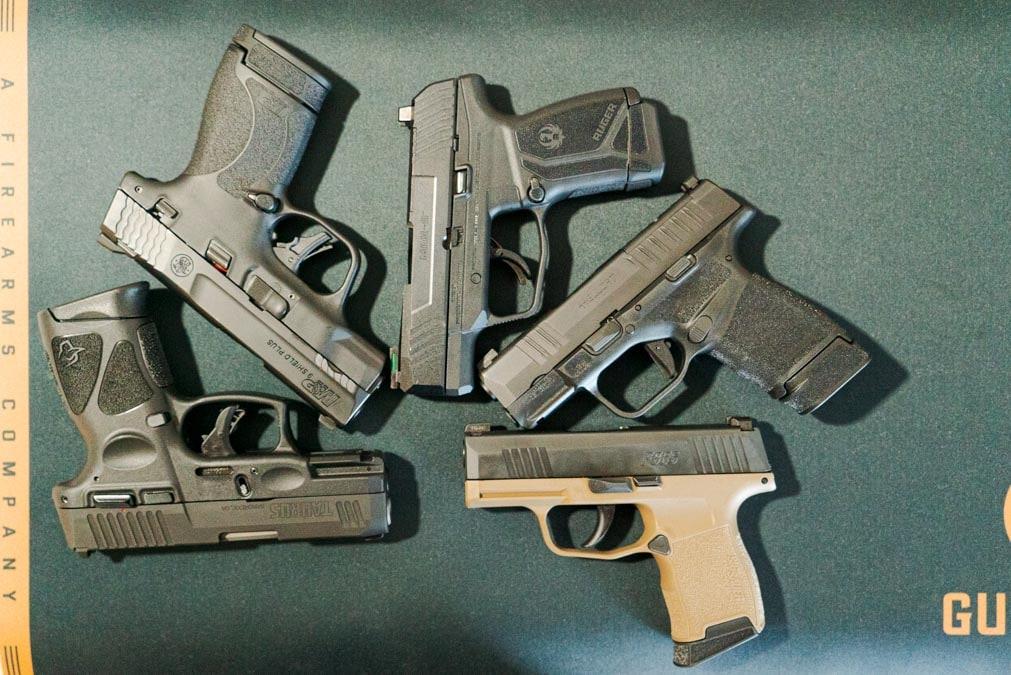 micro compact pistols