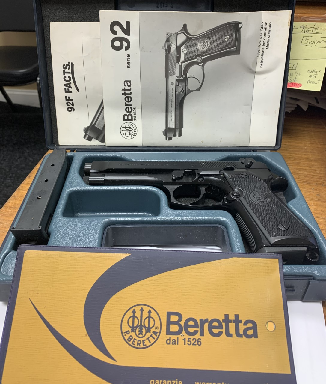 BERETTA 92F
