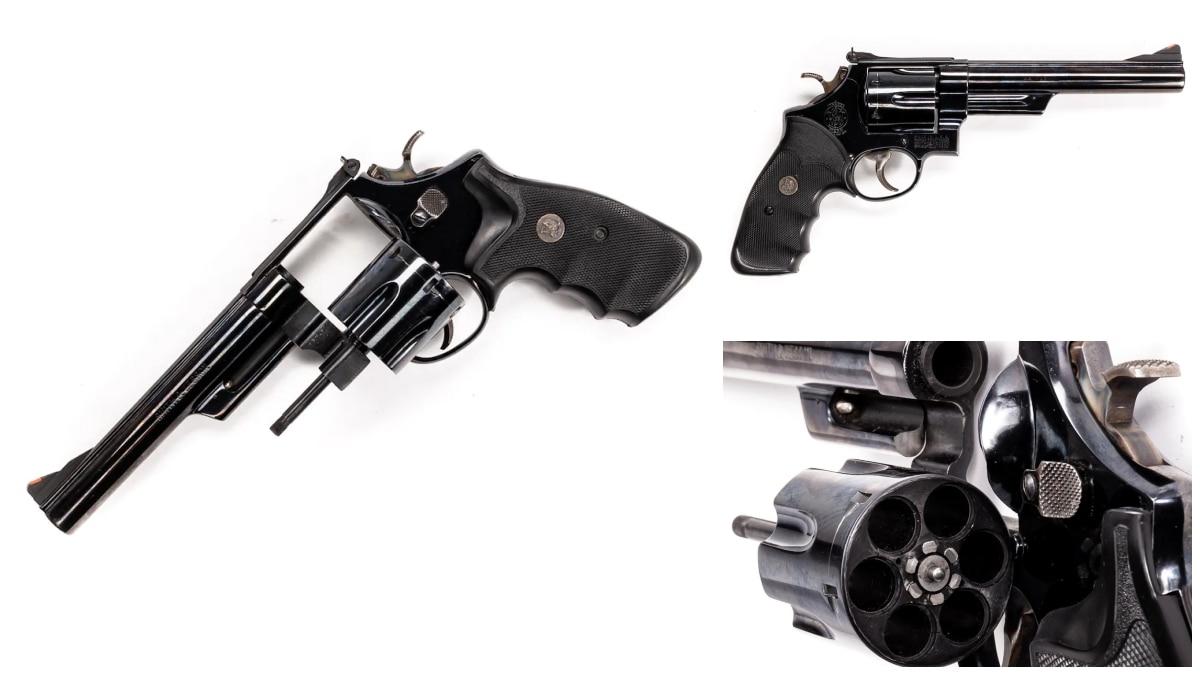 Smith Wesson revolver model 29
