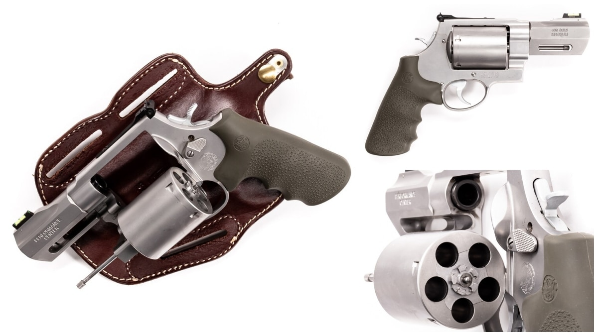 Smith Wesson revolver model 460