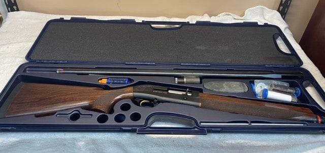 BERETTA AL391 Urika 2 Classic Optima Choke w/Factory Box & Accessories