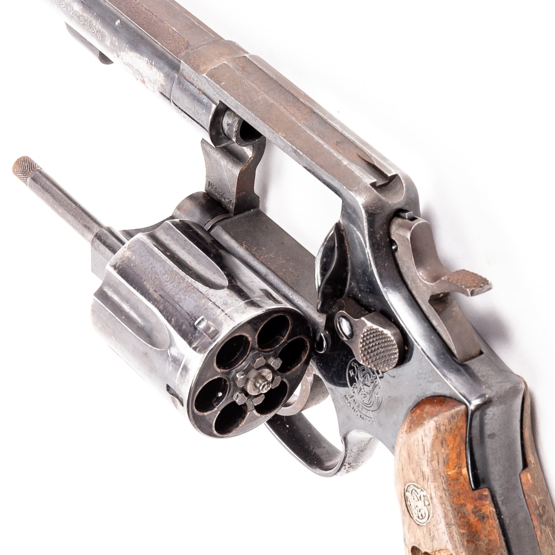 SMITH & WESSON MODEL 10-10