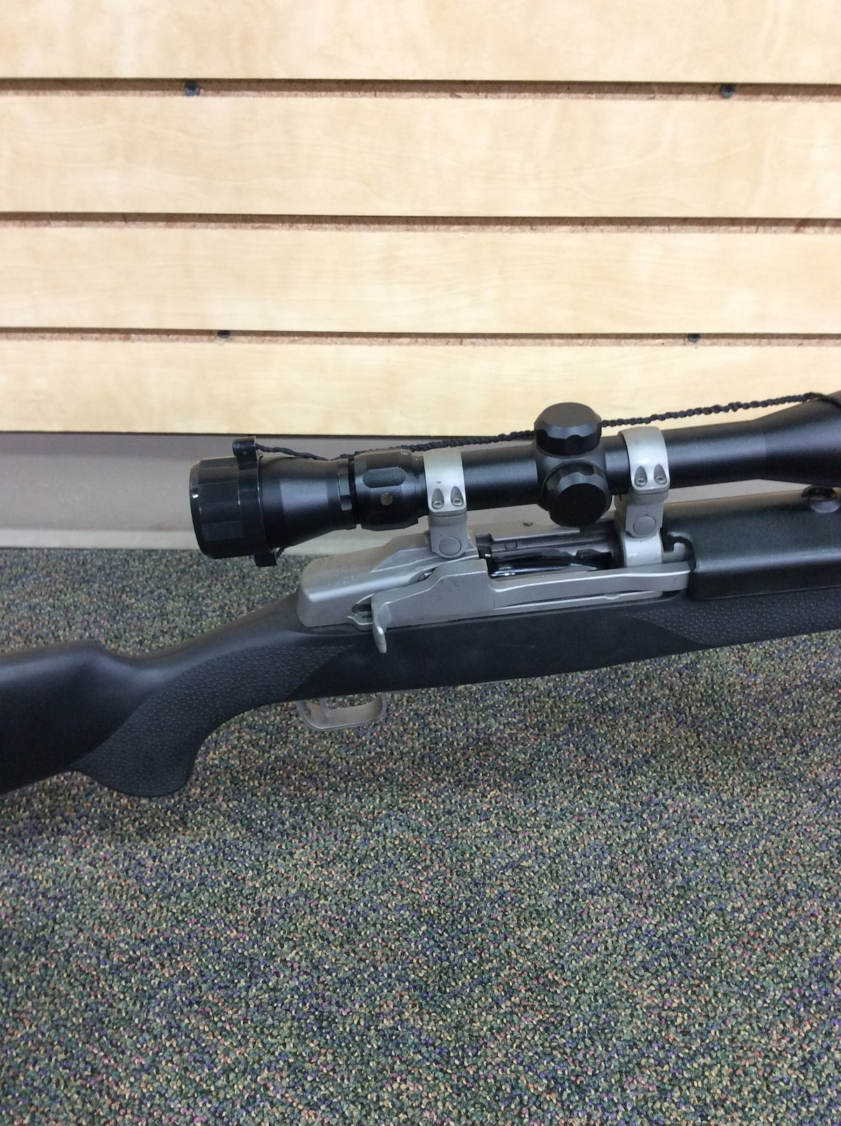 RUGER TARGET RANCH RIFLE