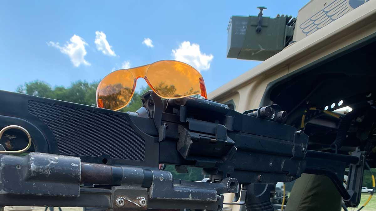 Walkers Game Ear Clearview Shooting Glasses