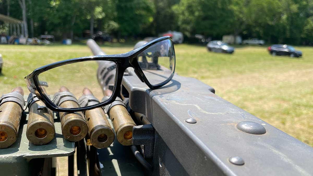 Walkers Game Ears Premium Shooting Glasses