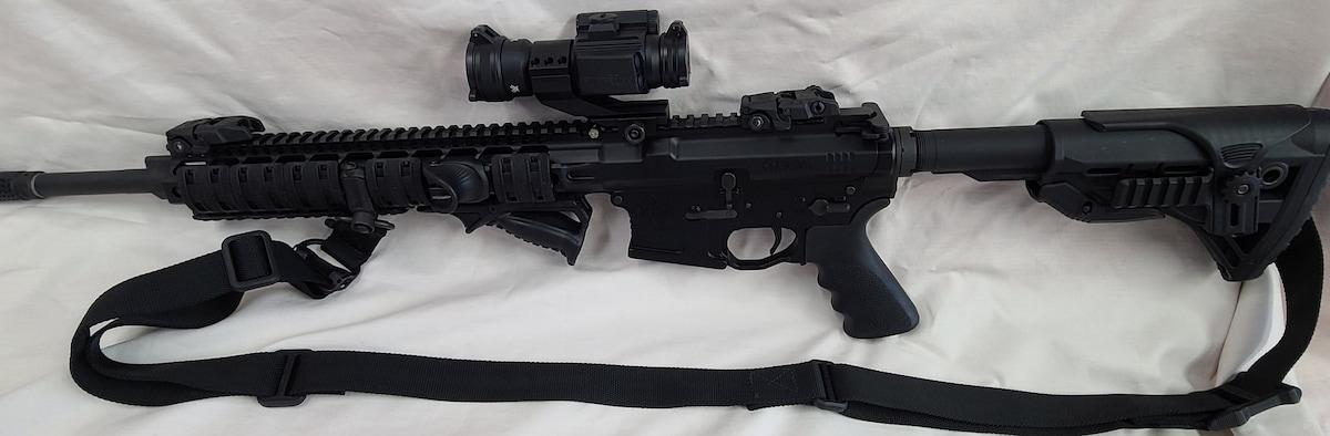 MEGA ARMS LLC. GTR-3H