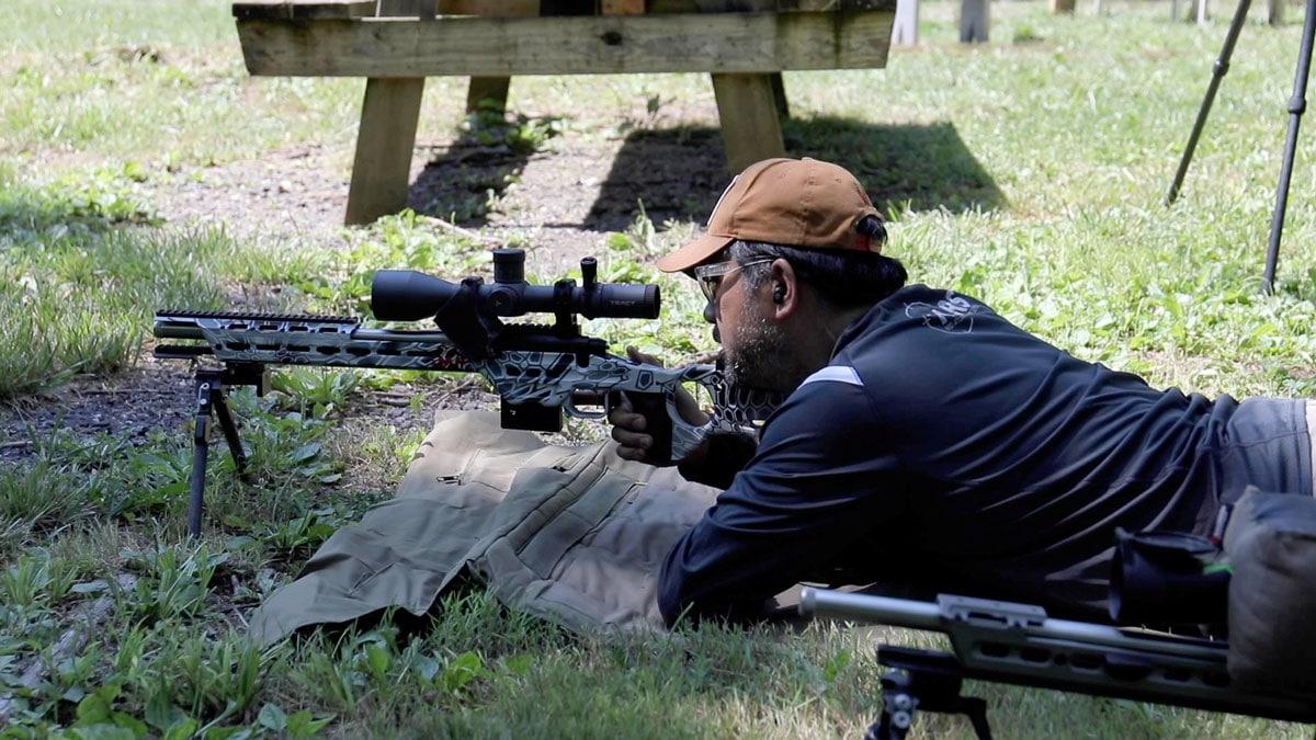 Scope Optics Shooting