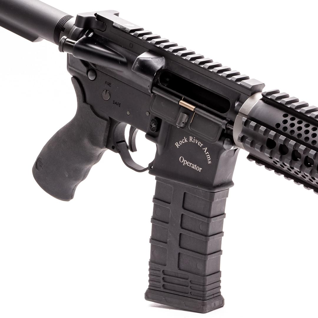ROCK RIVER ARMS LAR-15 OPERATOR