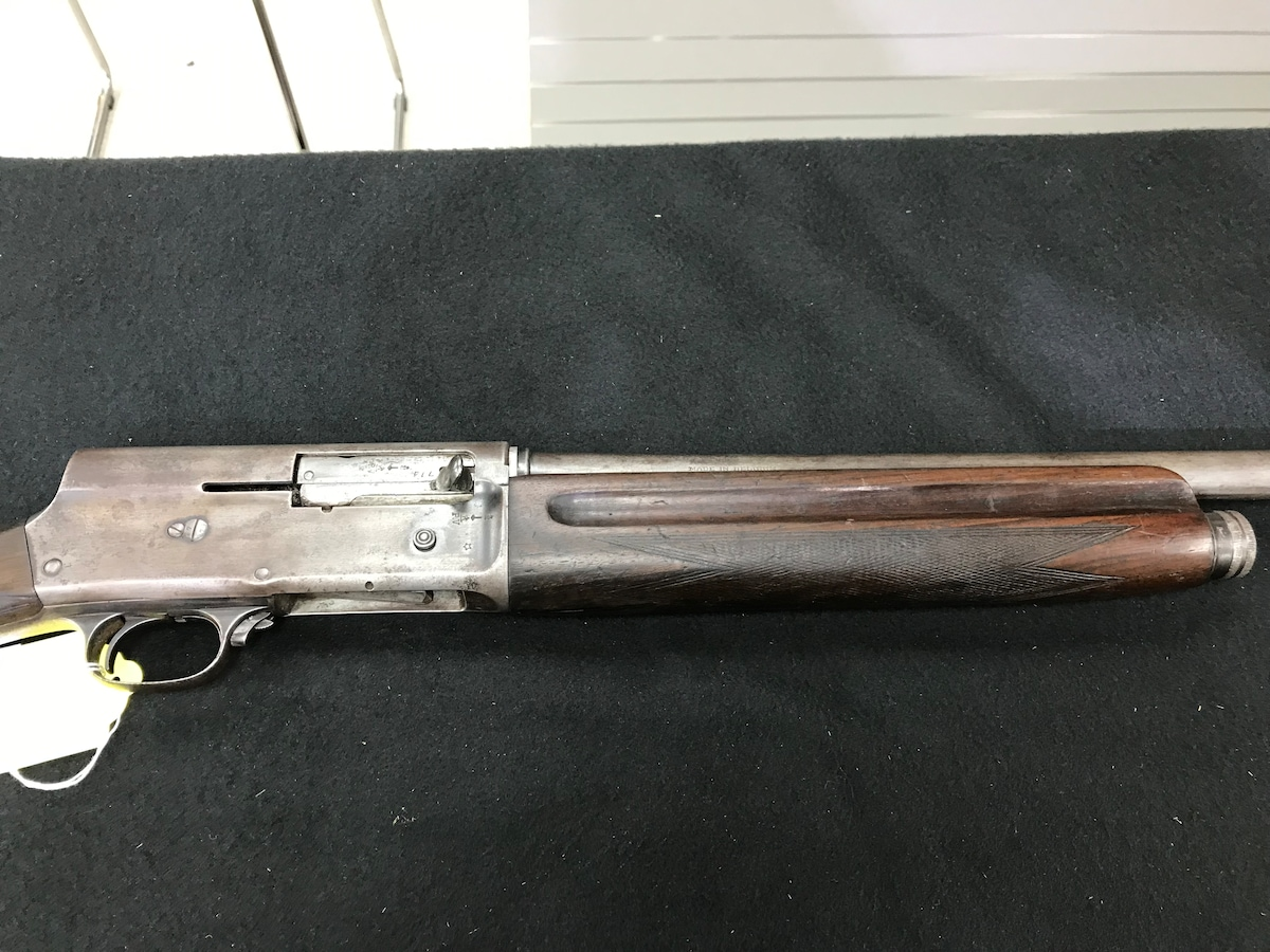 BROWNING modified 16 special steel