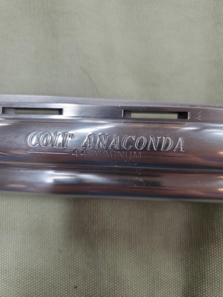 COLT ANACONDA (PORTED)