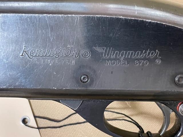 REMINGTON RINGMASTER 870
